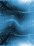Flusso binario illustrazione vettoriale