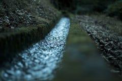 Flusso dell'acqua Fotografie Stock