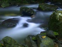 Flusso della cascata Fotografia Stock Libera da Diritti