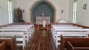 Flusso della chiesa Fotografia Stock