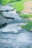 Flusso della città Fotografia Stock