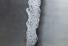 Flusso delle bolle Immagini Stock