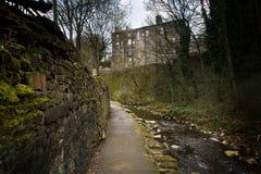 Flusso di Holmfirth Immagini Stock Libere da Diritti