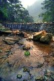 Flusso di Wudang Fotografie Stock