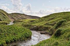 Flusso in Irlanda Immagini Stock Libere da Diritti