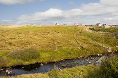 Flusso in Lewis Immagini Stock