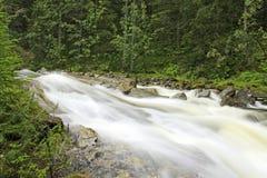 Flusso pesante Fotografie Stock Libere da Diritti