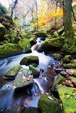 A flusso rapido Fotografia Stock