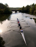 Flussrennen Lizenzfreies Stockbild