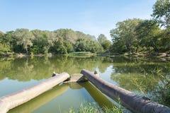 Flussrohr Lizenzfreie Stockfotografie