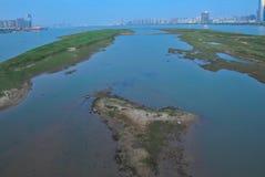 Flussstaaten Stockfotografie