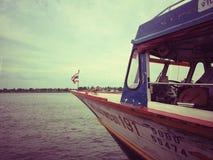 Flusstransport Lizenzfreie Stockfotografie