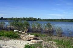 Flussufer Lizenzfreie Stockfotografie