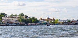 Flussufergemeinschaft Lizenzfreie Stockfotos