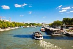 Flusswadenetz lizenzfreie stockbilder