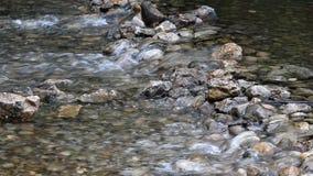 Flusswasser stock footage