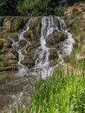 Flusswasserfall Stockfotos