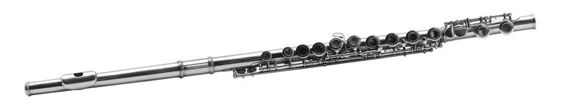 Flute Royalty Free Stock Photo
