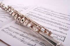 Flute 2 Royalty Free Stock Photos