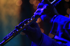 Flute Stock Image