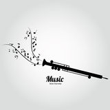 Flute Royalty Free Stock Images