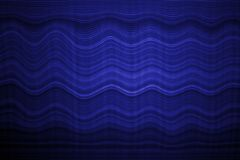 Flute board design wave color blue background Stock Photos
