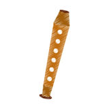 Flute instrument musical icon Stock Images