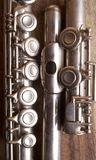 Flute; Musical Instrument Stock Image