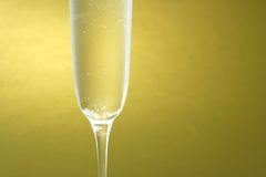 Free Flute Of Champagne Royalty Free Stock Photography - 4013017