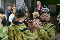 Free Flute Players Royalty Free Stock Photos - 122614358