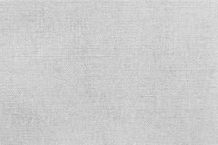 Fluted surface fabric or textile material of monochrome white color Stock Photography