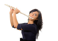 Flutist Stock Photos