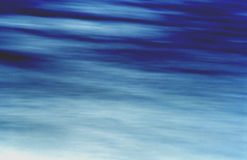 Fluttuare-astratto Fotografie Stock