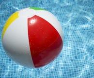 Flutuação colorida da bola Imagem de Stock