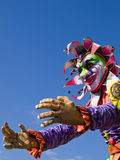 Flutuador do carnaval imagens de stock royalty free