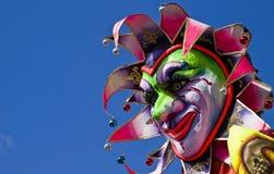 Flutuador do carnaval foto de stock royalty free
