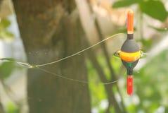 Flutuador para pescar fotos de stock royalty free
