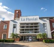 Fluvial Terminal La Fluvial - Rosario, Santa Fe, Argentina. Rosario, Argentina - May 18, 2018: Fluvial Terminal La Fluvial - Rosario, Santa Fe, Argentina Royalty Free Stock Photos