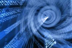 flux de données Image libre de droits