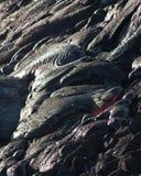 Flux de lave Image stock