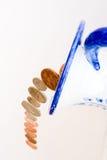 Flux de liquidités de financement. Photo stock