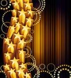 Fluxo da estrela Fotos de Stock Royalty Free