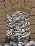 Fluxo de Boulder Fotos de Stock Royalty Free