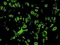 Fluxo de dados  Imagem de Stock Royalty Free