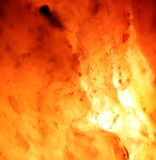 Fluxo de lava Imagens de Stock Royalty Free