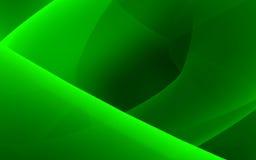 Fluxo verde Fotografia de Stock Royalty Free