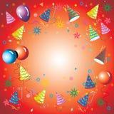 Fluyendo el fondo del partido,   Imagen de archivo libre de regalías
