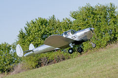 Fly-in stock images