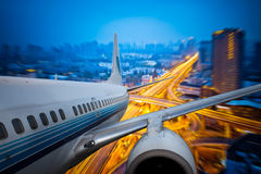 Fly away Stock Photo