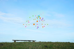 Fly away Stock Images
